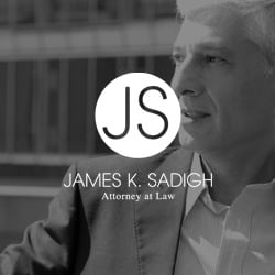 James K Sadigh Attorney at Law